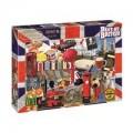 Jumbo Falcon De Luxe Best Of Britain 1000 Piece Puzzle
