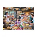 Falcon Ye Olde Tea Shoppe Puzzle 1000Pc