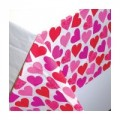 Amscan Hearts Tablecover