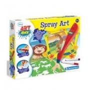 Clementoni Disney Art Attack Spray Art