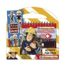 Alligator Books Fireman Sam Activity Fun Pack