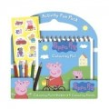 Alligator Books Peppa Pig Activity Fun Pack